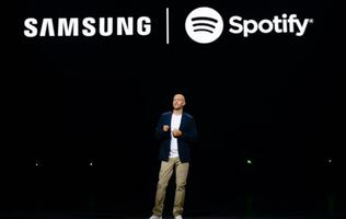 Spotify to be pre-installed on Samsung mobiles devices globally
