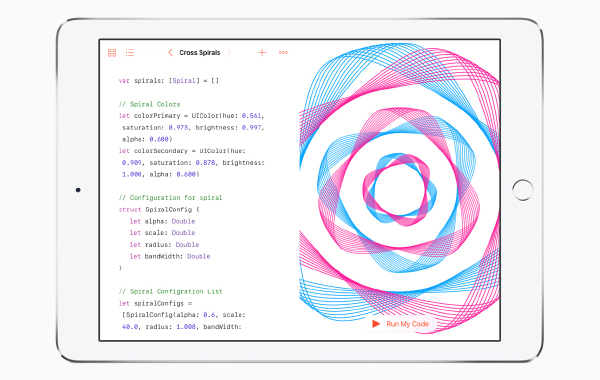 Apple's Swift coding curriculum is now offered at the SUTD, RMIT Online, and Pathlight School