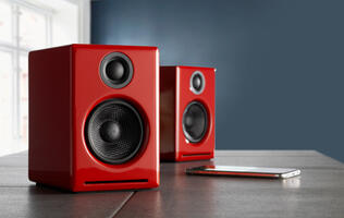 Audioengine's new A2+ wireless speakers could be your ideal desktop audio setup