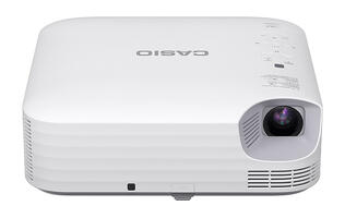 Casio's XJ-S400 projectors have simplified wireless projection into a one-click process