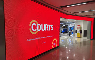Courts to unveil next-gen store at Causeway Point on 23rd March