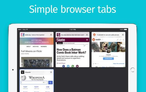 Mozilla releases new version of Firefox which is optimized for the iPad