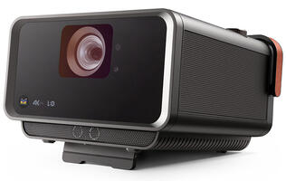 The ViewSonic X10-4K is a beautiful, smart, and long-lasting portable 4K projector