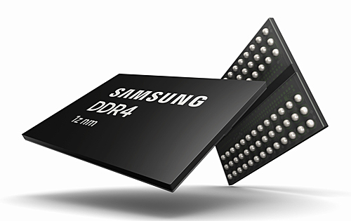 Samsung has developed its 3rd-gen 10nm-class DDR4 DRAM