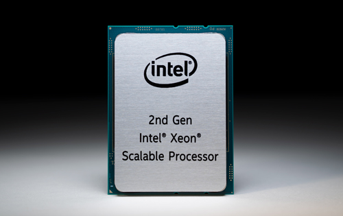 Intel announces its 2nd generation Xeon Scalable processors that include the 56-core, 12 memory channel Xeon Platinum 9282 CPU