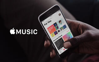 Apple Music has more paid subscribers than Spotify in the U.S