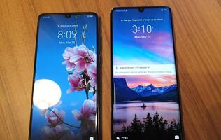 Huawei P30 Pro and P30 telco price plans compared