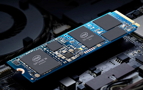 Intel's Optane Memory H10 pairs solid state storage for better performance and capacity