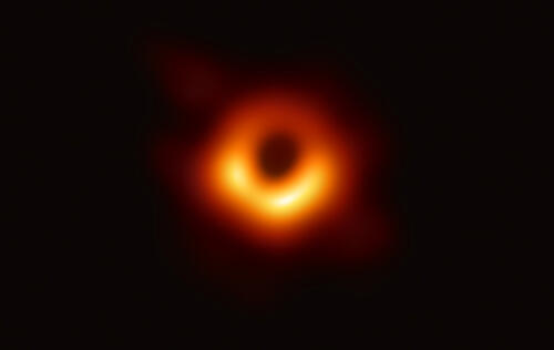 The world's first image of a Black Hole and how it was done!
