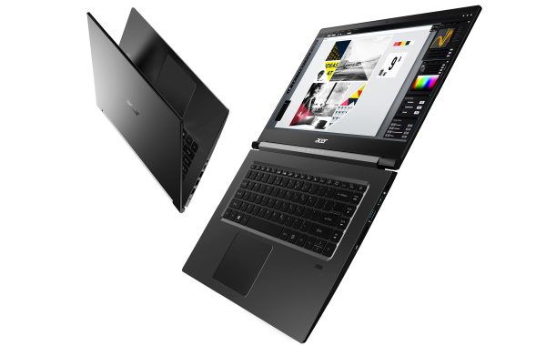 Acer updates its Aspire notebook line-up with new 9th generation Core processors and NVIDIA graphics