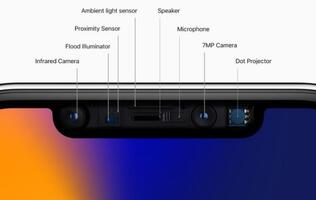 Apple's patent describes Face ID on MacBook with Touch Bar