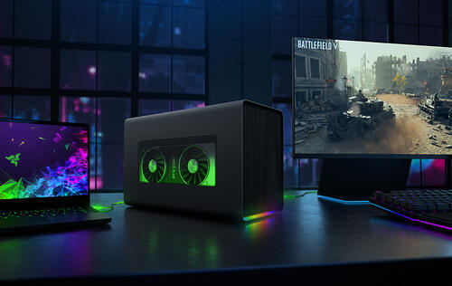 Razer's Core X Chroma is its most capable external GPU case yet