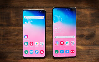 Software update brings dedicated camera night mode to the Galaxy S10