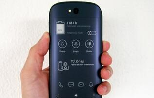 YotaPhone maker is bankrupt due to a lawsuit