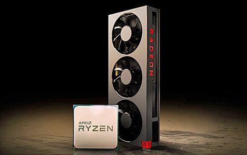 AMD officially launches its 50th anniversary editions of Ryzen 7 2700X and Radeon VII