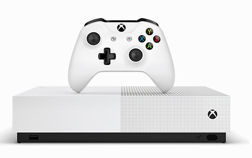 The new Xbox One S All-Digital Edition goes disc-less and comes with a generous game bundle