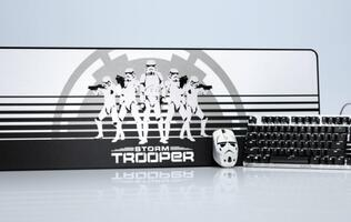 Stormtrooper-inspired Razer peripherals will show you the power of the dark side (Updated!)