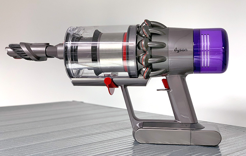 Dyson V11 Absolute review: Smarter, more powerful, and still as pricey