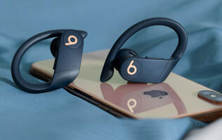 The PowerBeats Pro has an IPX4 water resistance rating