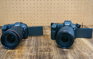 Canon's EOS RP vs. EOS R: Imaging performance compared