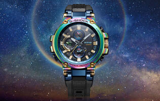 The 20th anniversary Casio G-Shock MTG-B1000RB is coming to Singapore on 24 May