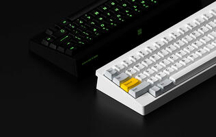 It's a glorious time to get into custom mechanical keyboards