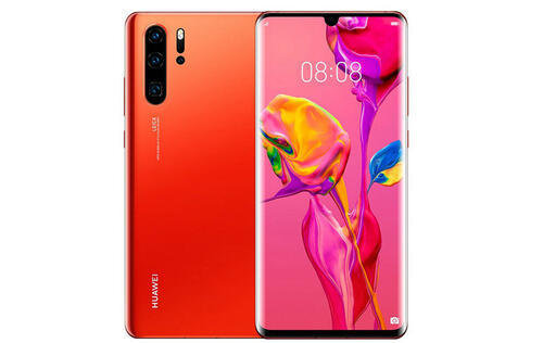 Huawei's gorgeous Amber Sunrise P30 Pro is here!