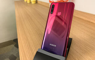 The new Honor 20 Lite has an impressive 32MP selfie camera