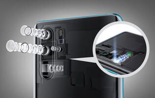 Dissecting Huawei P30 Pro's SuperZoom feature
