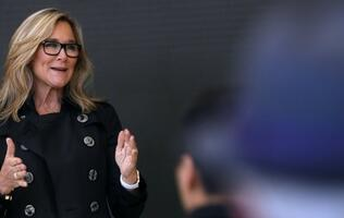 Former Apple retail chief Angela Ahrendts joins Airbnb's board of directors