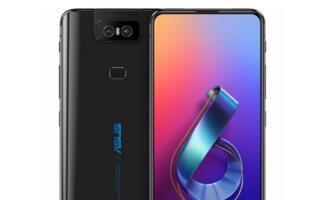 ASUS unveils ZenFone 6 with no notch, a flip-up camera and 5,000mAh battery