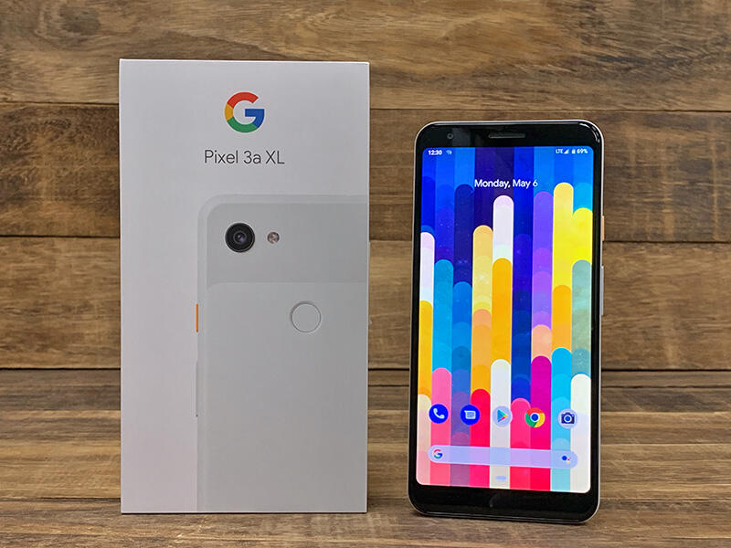 Google Pixel 4 rumored to have no physical buttons and a punch-hole front camera