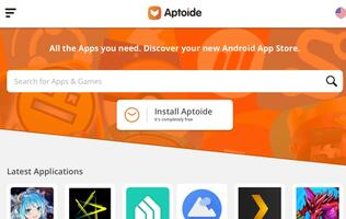 Huawei reportedly in talks with Aptoide to replace the Google Play Store