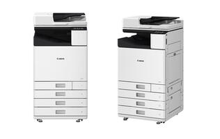 Canon's new WG7700 series A3 inkjet printers can print up to 80 pages per minute