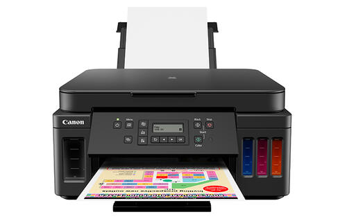Canon's latest Pixma G ink tank printers offer auto duplex printing and full network compatibility