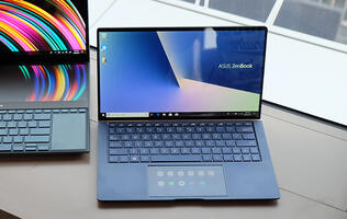 ASUS updates its ZenBook 13, 14 and 15 laptops with better graphics