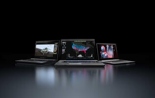 NVIDIA shrinks its pro-grade Quadro RTX GPUs to fit into laptops