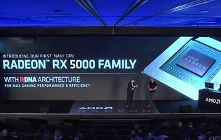 AMD Navi is coming! Radeon RX 5000 GPUs to duel with NVIDIA's RTX series