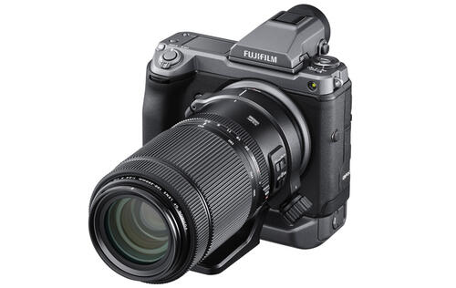 Fujifilm announces the release of their flagship GFX 100