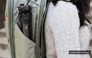 Peak Design rethinks the travel tripod