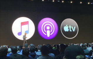 As rumored, iTunes will be replaced with standalone Music, TV, and Podcasts apps
