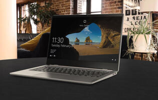 Lenovo's new ThinkBook rethinks expectations of an office laptop