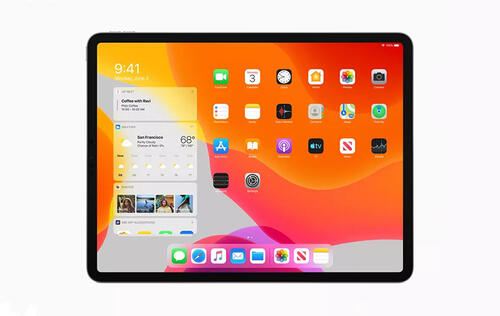 iPads are getting their own special version of iOS called iPadOS
