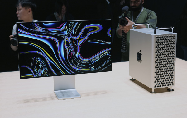 In pictures: The new Apple Mac Pro and Pro Display XDR
