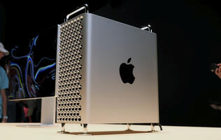 A Mac Pro with all the bells and whistles could cost at least US$35,000