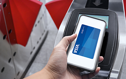 Visa credit cards can now be used on local public transport; say goodbye to stored value cards!