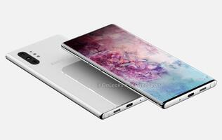 Samsung Galaxy Note10 Pro's purported renders, video and specs leaked