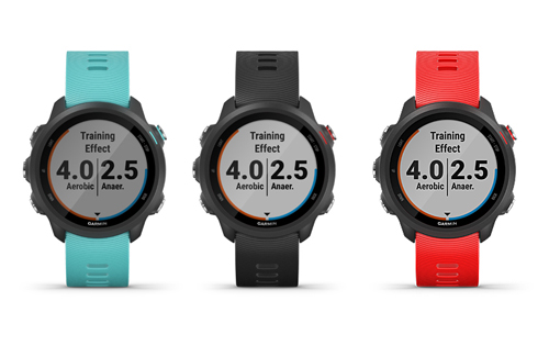 The Garmin Forerunner 945 and 245 series smartwatches are available locally now
