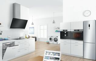 Bosch Home Connect lets you control your kitchen from your phone