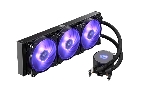 Cool your AMD Ryzen Threadripper with Cooler Master's new MasterLiquid RGB TR4 liquid cooling kits